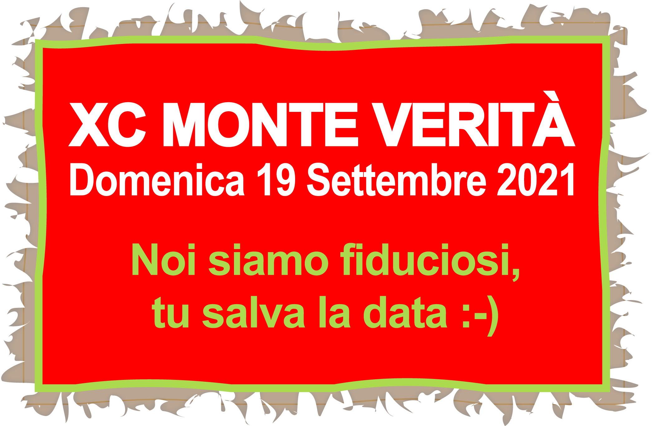 XC MONTE VERITA' 2021